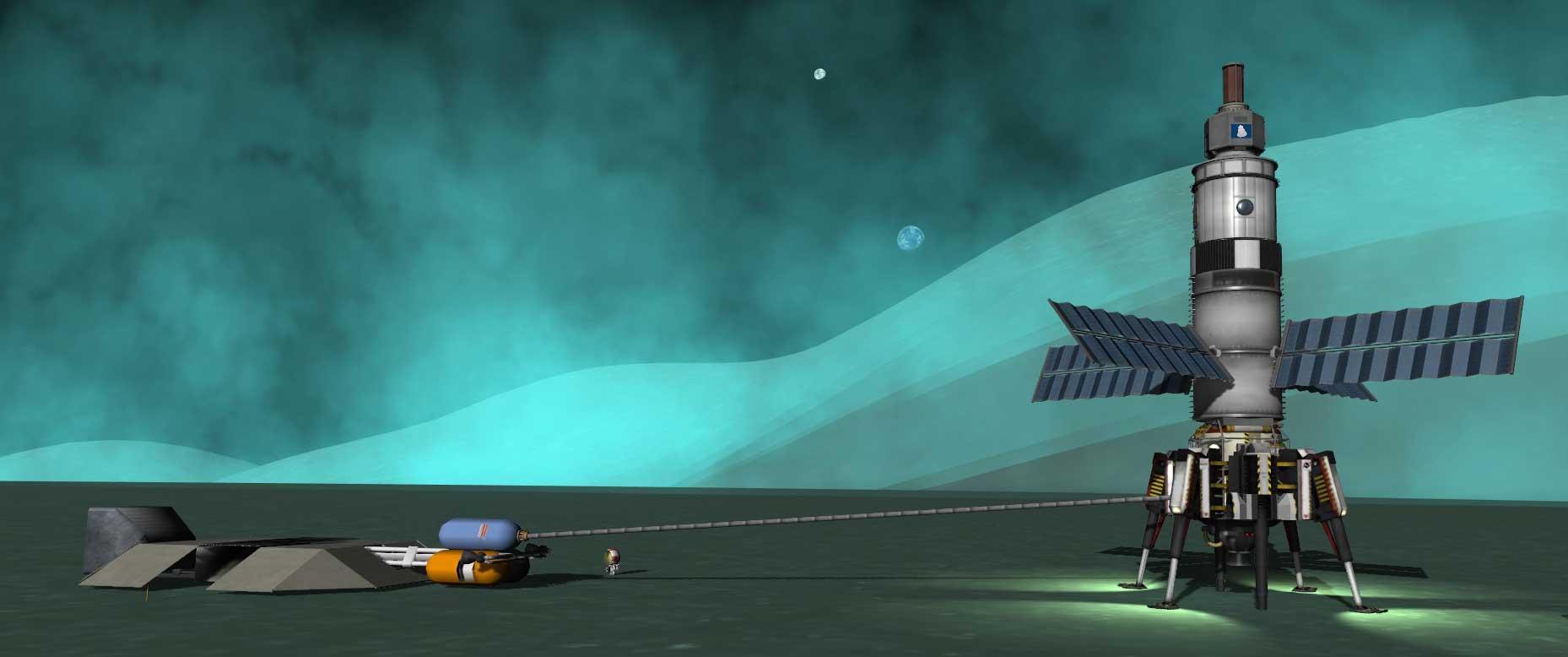 Kerbal Space Program: Stellar Expansions — Wisq net
